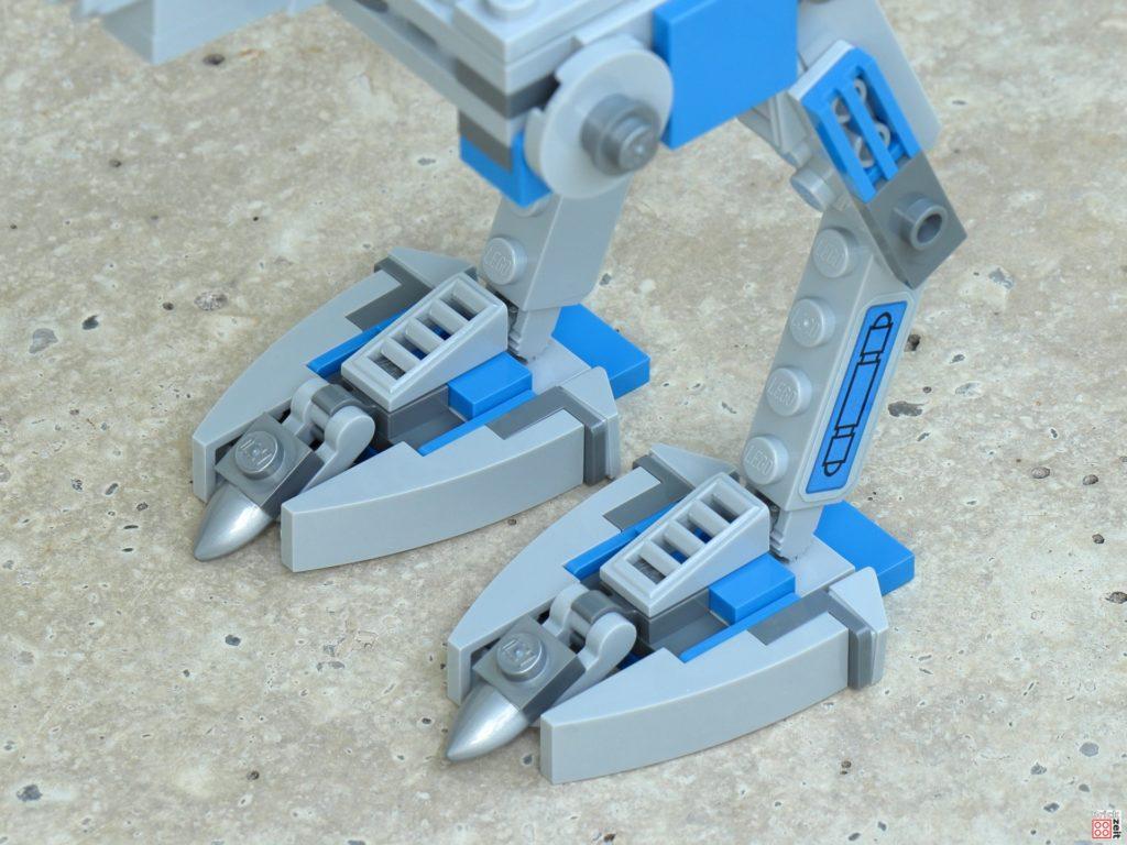 LEGO Star Wars 75280 - Aufbau AT-RT 22 | ©2020 Brickzeit
