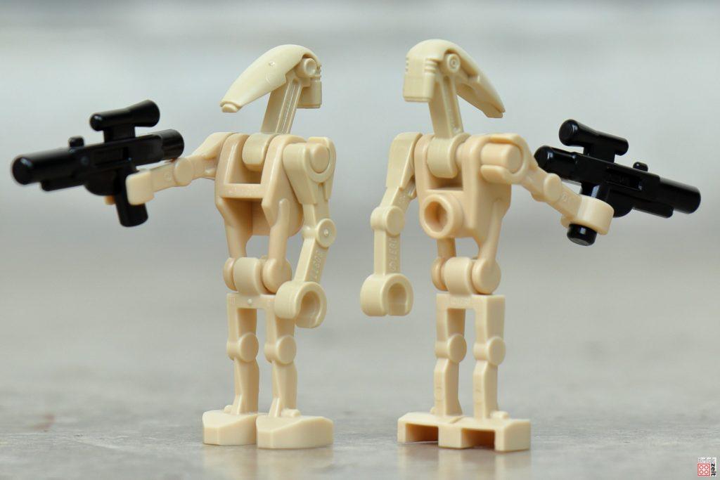 LEGO Star Wars 75280 Kampfdroiden mit Blaster | ©2020 Brickzeit