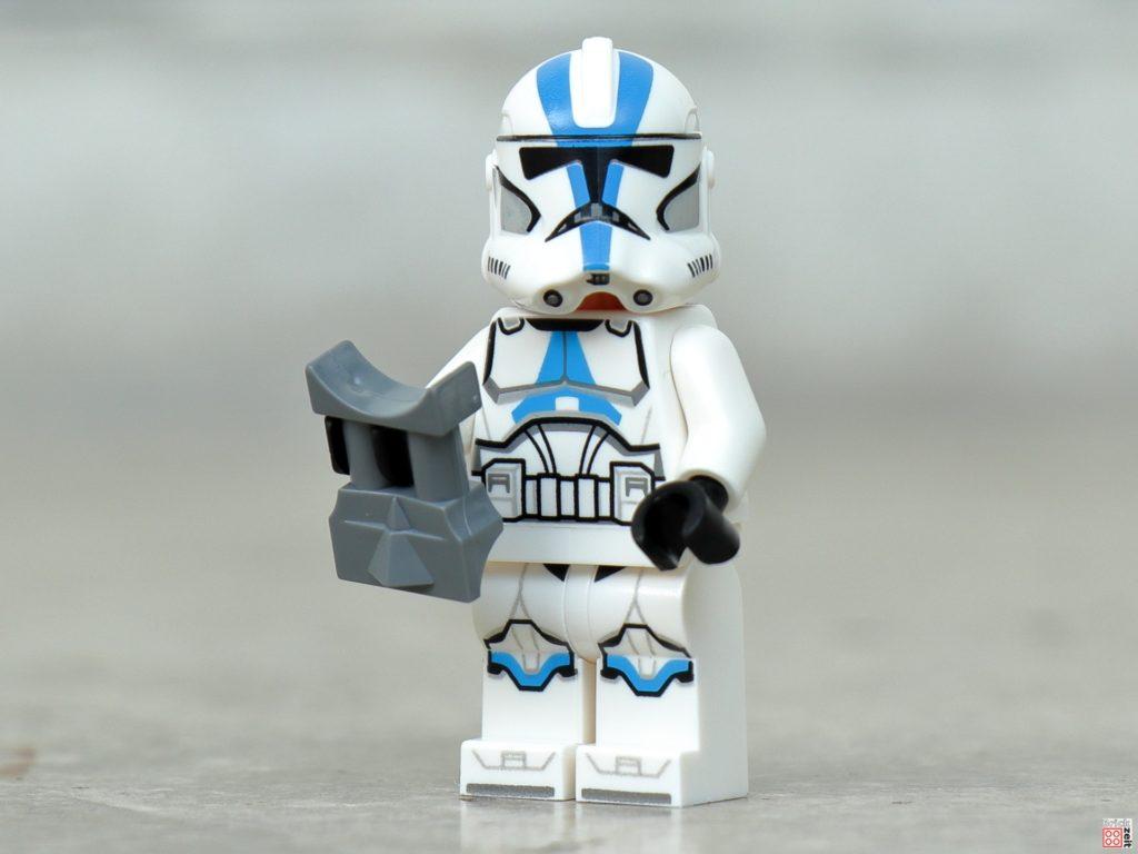 LEGO Star Wars 75280 501st Legion Clone Trooper mit Elektrofernglas | ©2020 Brickzeit
