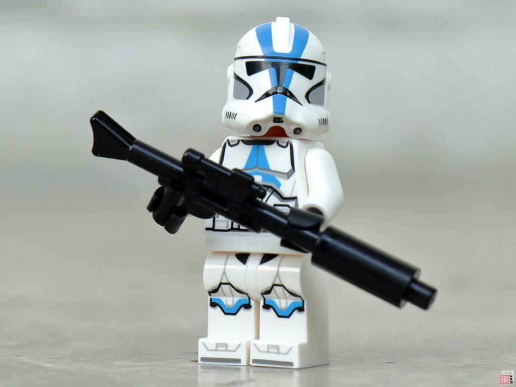 LEGO Star Wars 75280 501st Legion Clone Trooper mit DC-15x Scharfschützengewehr | ©2020 Brickzeit