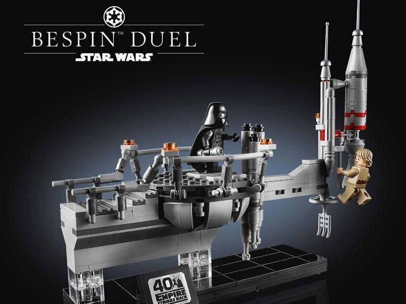 LEGO Star Wars 75294 Bespin Duel - Titelbild | ©LEGO Gruppe