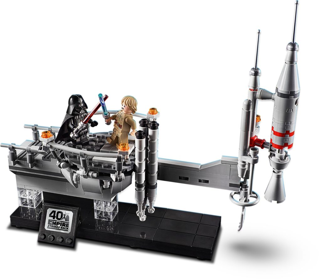 LEGO Star Wars 75294 Bespin Duel | ©LEGO Gruppe