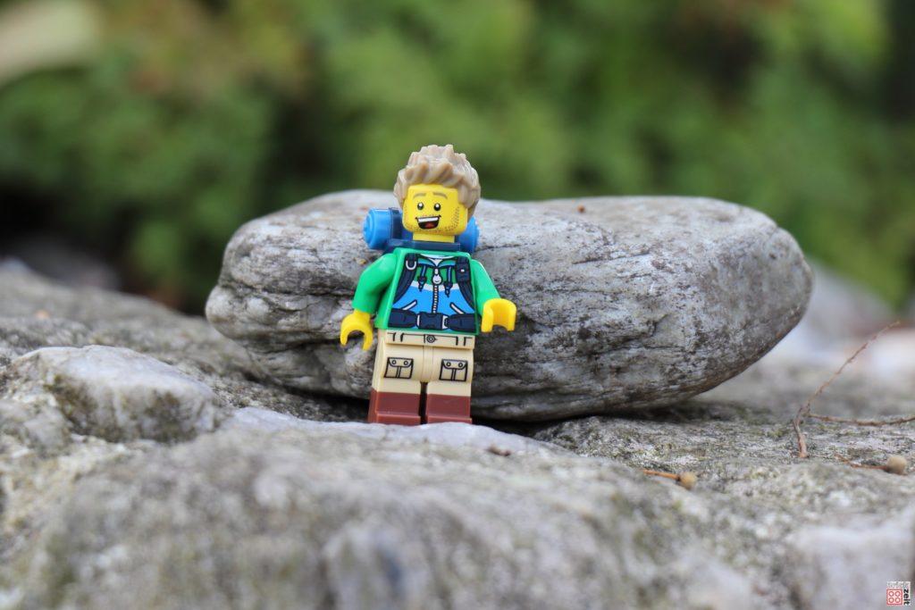 LEGO Wanderer auf Tour | ©2020 Brickzeit