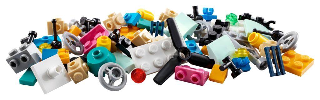 LEGO 30549 Freies Bauen: Fahrzeuge - Du entscheidest! | ©LEGO Gruppe