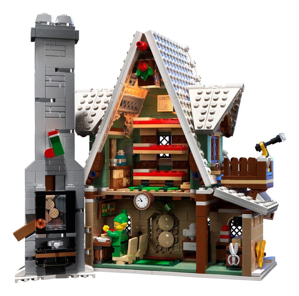 LEGO Creator Expert 10275 Elfen-Klubhaus | ©LEGO Gruppe