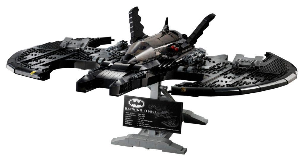 LEGO 1989 Batwing (76161) | ©LEGO Gruppe