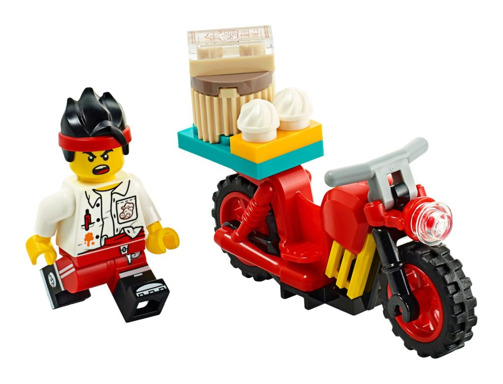 LEGO 30341 Monkie Kid's Delivery Bike | ©LEGO Gruppe