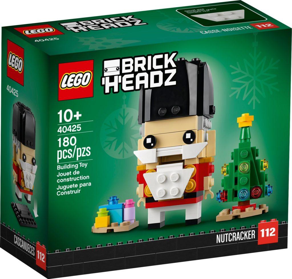 LEGO Brickheadz 40425 Nussknacker | ©LEGO Gruppe