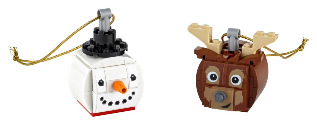 LEGO Seasonal 854050 Schneemann & Rentier | ©LEGO Gruppe