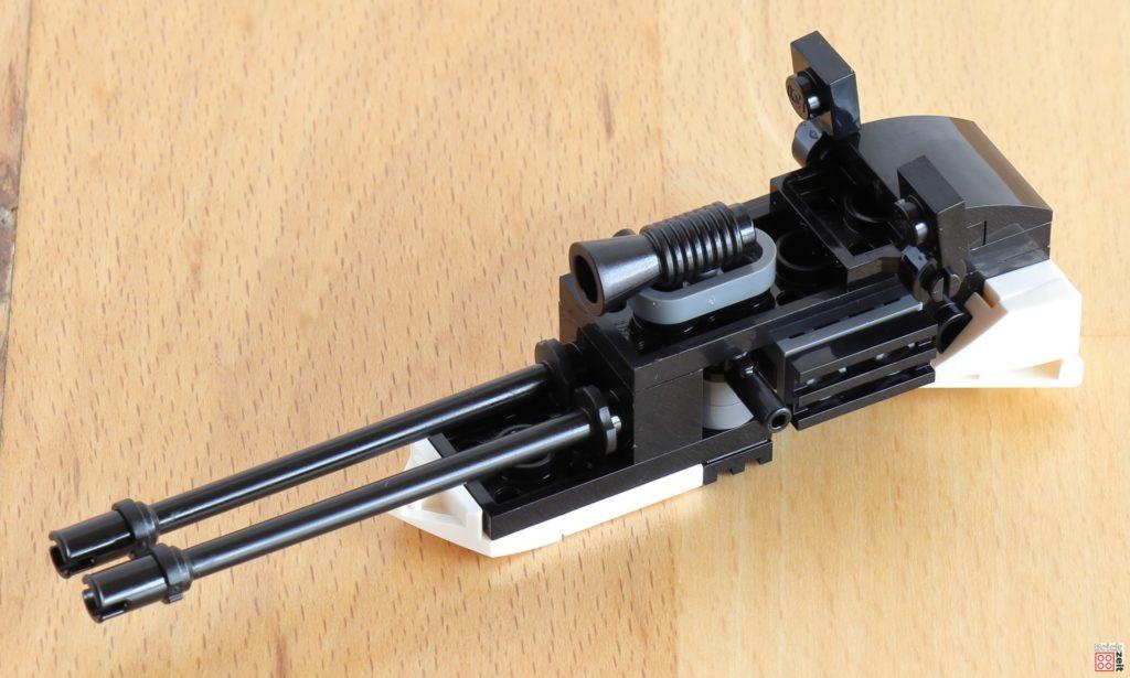 LEGO 75288 - Bauabschnitt 1, Speeder im Bau | ©Brickzeit