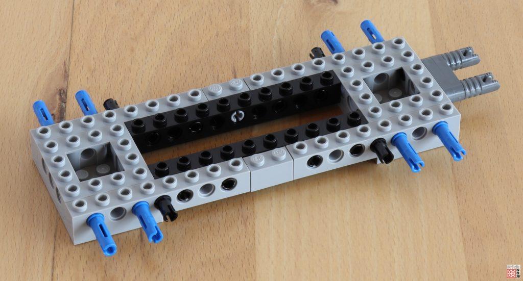 LEGO 75288 - Bauabschnitt 2, Start | ©Brickzeit