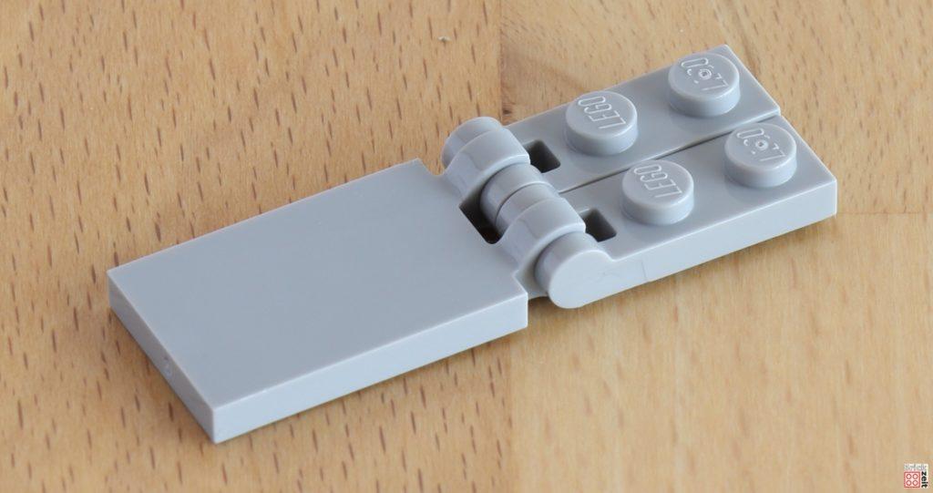 LEGO 75288 - Bauabschnitt 2, Klappe | ©Brickzeit