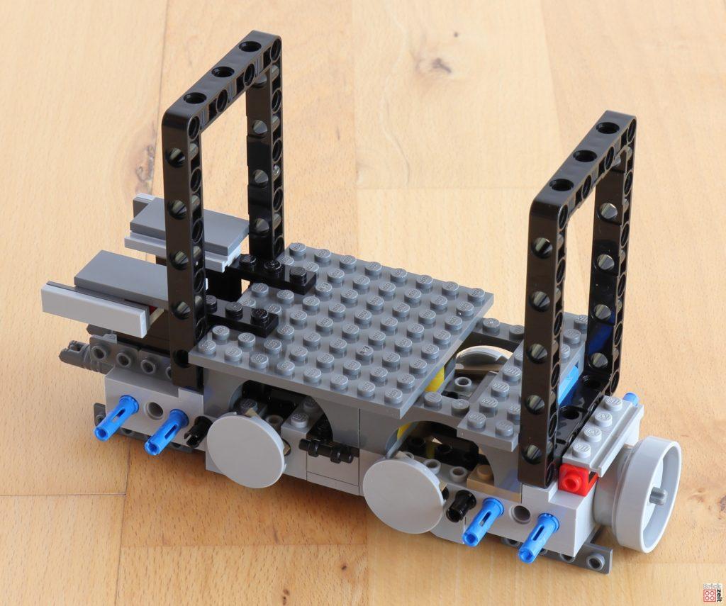 Fertiger Bauabschnitt 2 vom LEGO 75288 AT-AT | ©Brickzeit