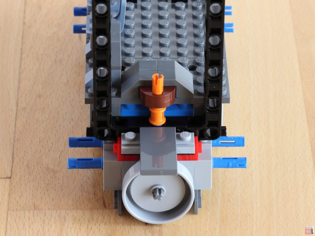 LEGO 75288 Bauabschnitt 3 - Befestigungspunkt für den AT-AT Hals | ©Brickzeit