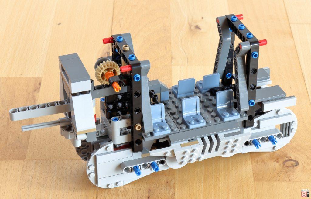 LEGO 75288 Bauabschnitt 4 - Beginn | ©Brickzeit