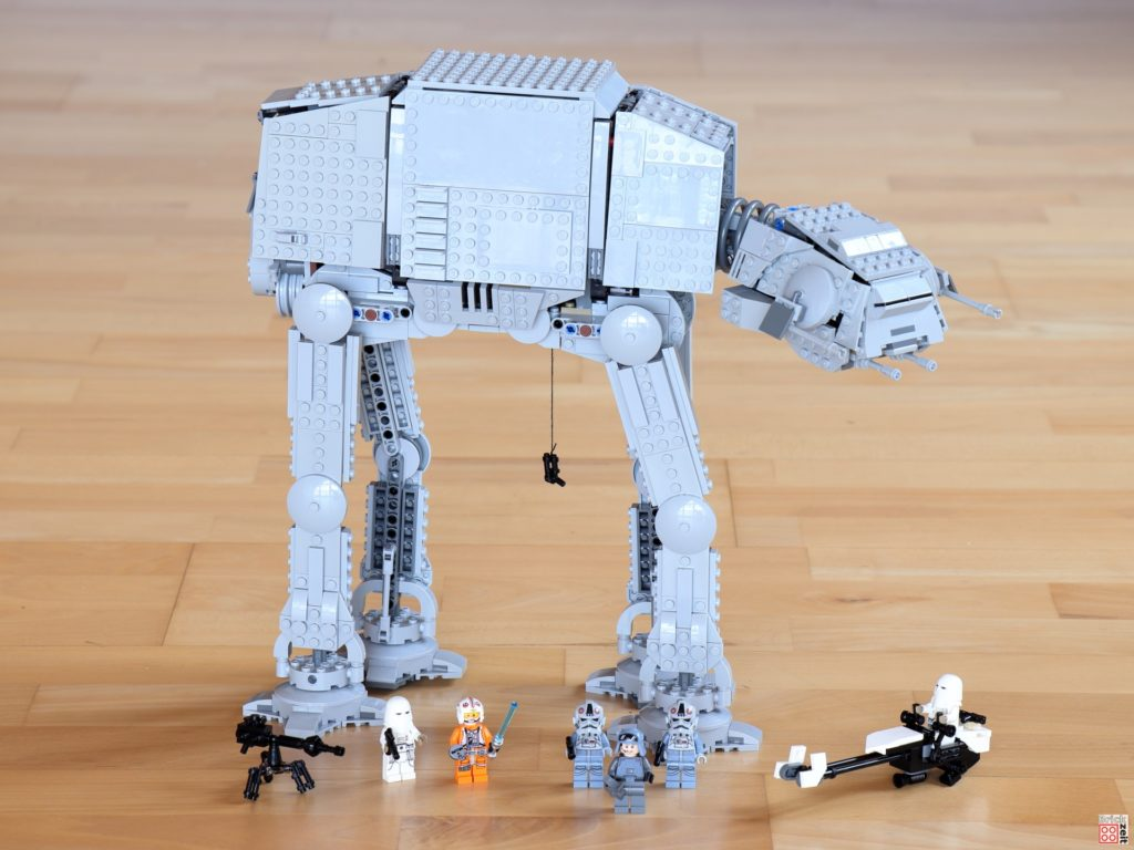 LEGO Star Wars 75288 AT-AT | ©Brickzeit