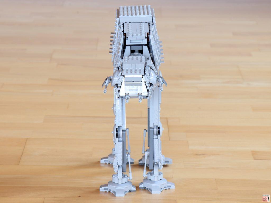 LEGO Star Wars 75288 AT-AT von vorne | ©Brickzeit