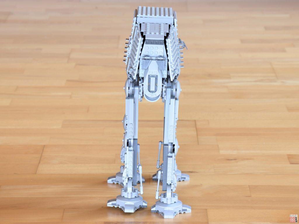 LEGO Star Wars 75288 AT-AT von hinten | ©Brickzeit