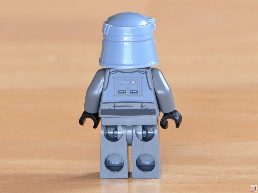 Rückseite LEGO General Veers | ©Brickzeit