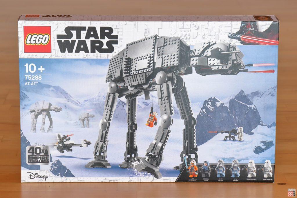 LEGO Star Wars 75288 AT-AT - Packung Vorderseite | ©Brickzeit