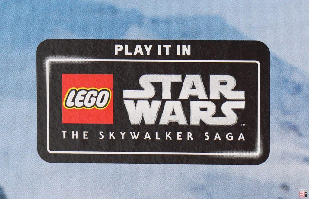 Hinweis auf LEGO Star Wars The Skywalker Saga | ©Brickzeit