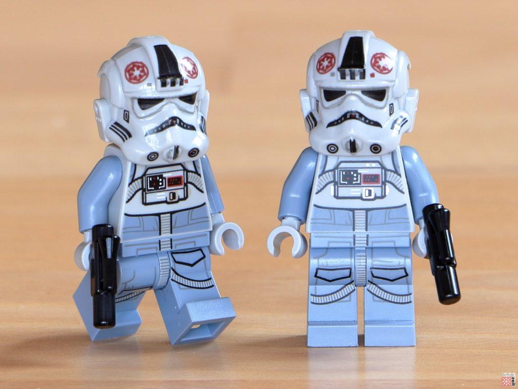 LEGO 75288 AT-AT Piloten mit Blastern | ©Brickzeit