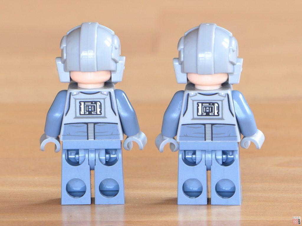 Rückseite LEGO 75288 AT-AT Piloten | ©Brickzeit