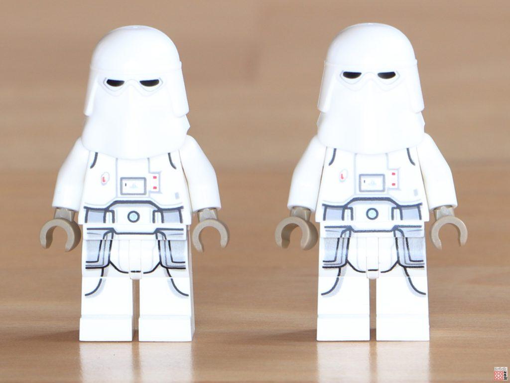 Vorderseite der LEGO Snowtrooper | ©Brickzeit