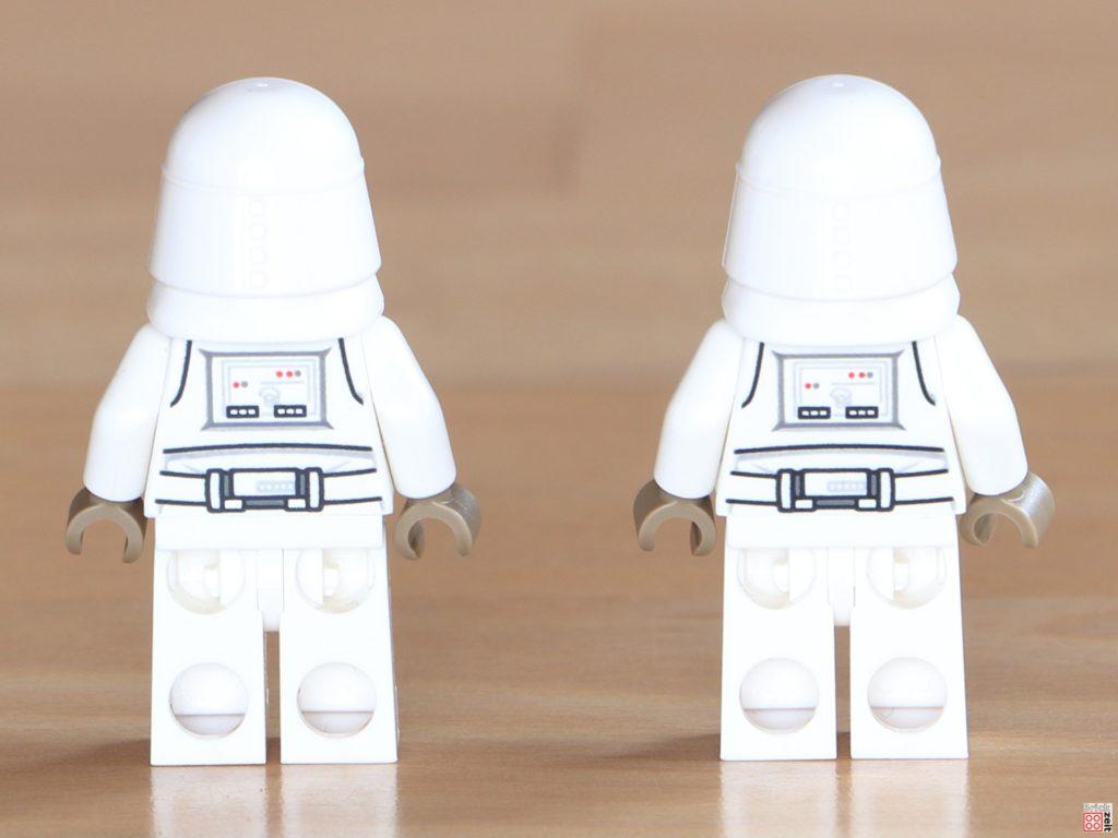 Rückseite der LEGO Snowtrooper | ©Brickzeit