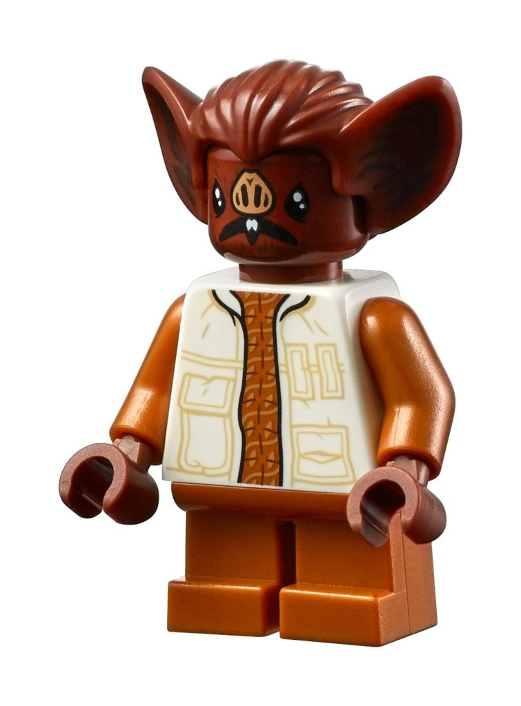 LEGO Star Wars 75290 Mos Eisley Cantina | ©LEGO Gruppe