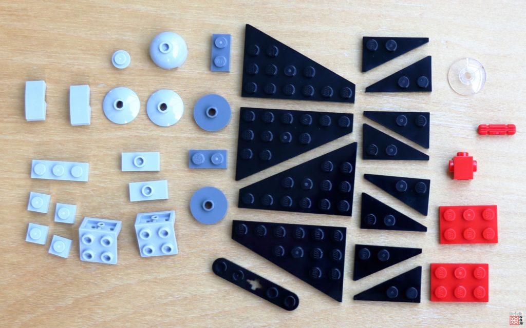 LEGO Sith Eternal TIE Dagger, Polybag Inhalt | ©Brickzeit