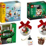 LEGO Weihnachts-Sets 2020 | ©LEGO Gruppe