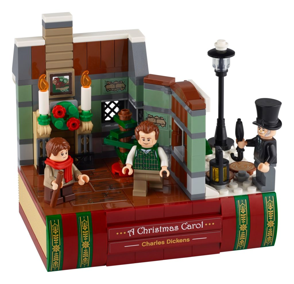 LEGO 40410 Hommage an Charles Dickens   ©LEGO Gruppe