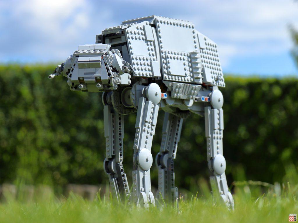 LEGO AT-AT hat mich entdeckt | ©Brickzeit