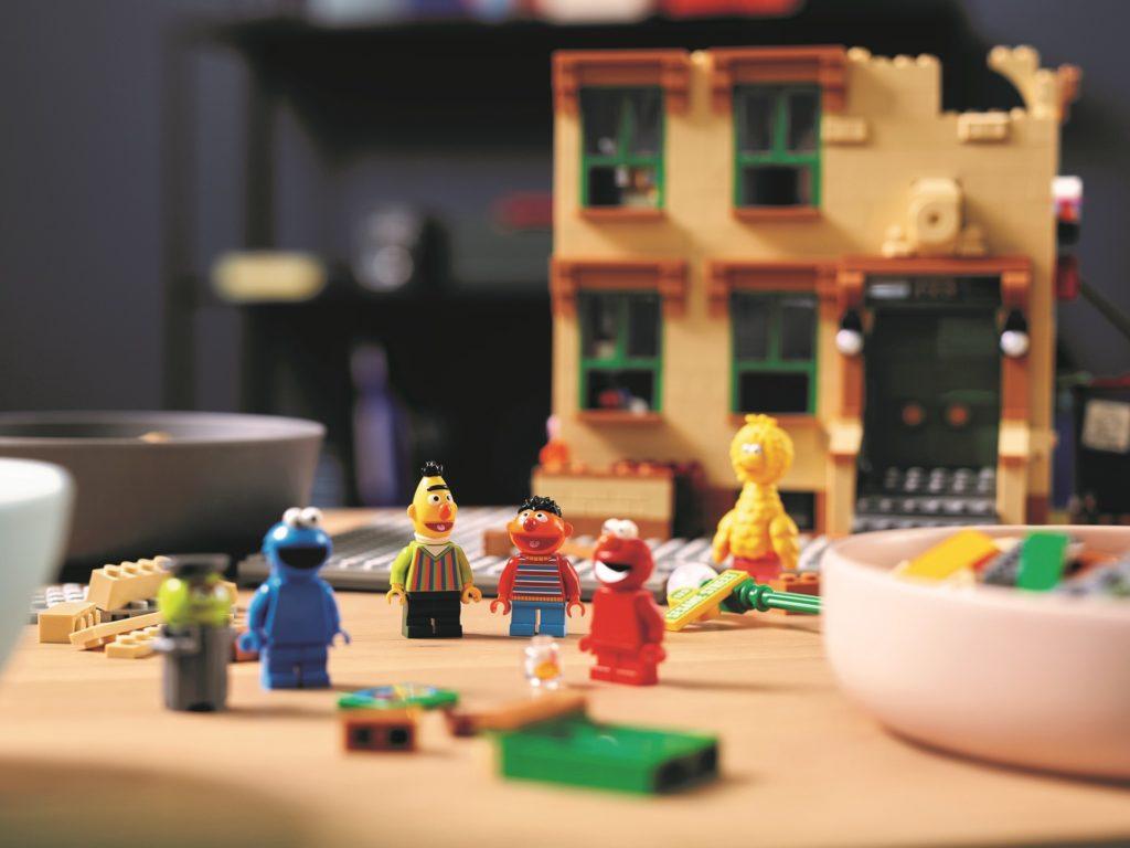 LEGO Ideas 21324 123 Sesam Street   ©LEGO Gruppe