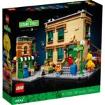 LEGO Ideas 21324 123 Sesam Street | ©LEGO Gruppe