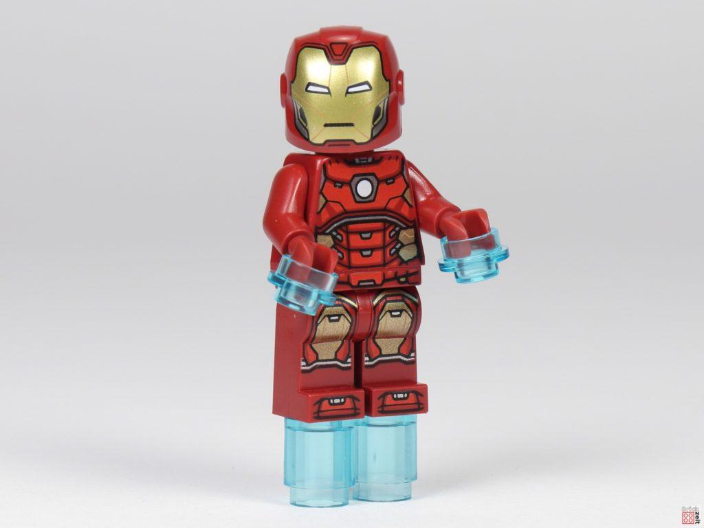 LEGO Iron Man Minifigur | ©Brickzeit