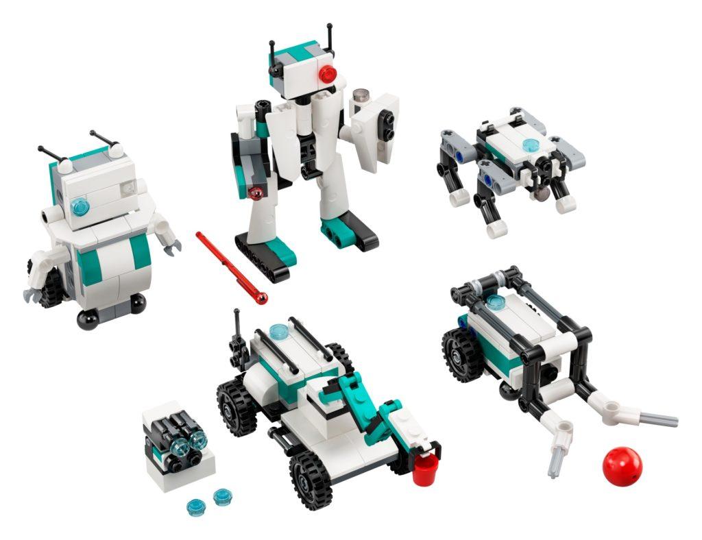 LEGO 40413 Mini Robots | ©LEGO Gruppe