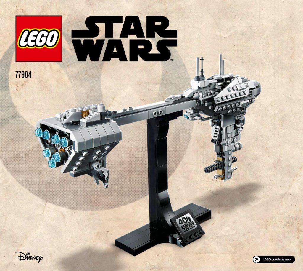LEGO Star Wars 77904 Nebulon-B Frigate | ©LEGO Gruppe