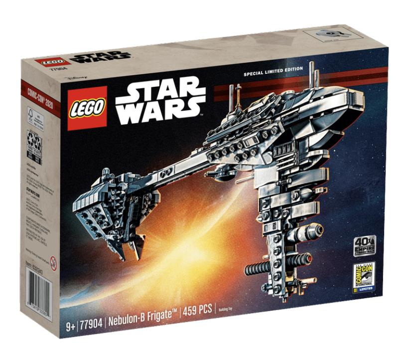 LEGO Star Wars 77904 Nebulon-B Frigate - Packung | ©LEGO Gruppe