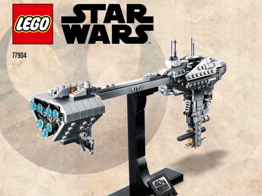 LEGO Star Wars 77904 Nebulon-B Frigate - Title | ©LEGO Gruppe