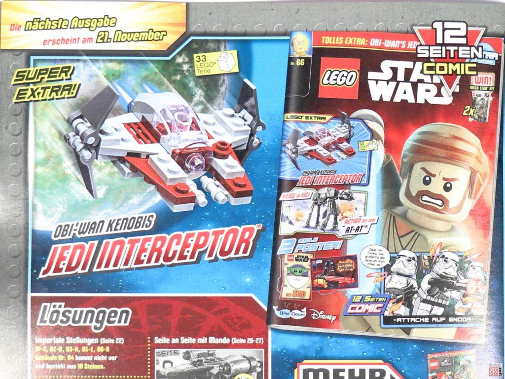 Heftvorschau LEGO Star Wars Magazin Nr. 66 | ©Brickzeit