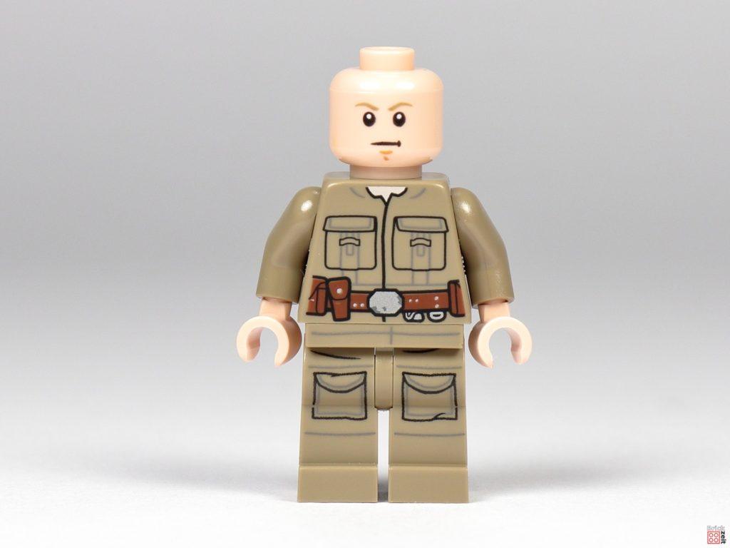Bespin Luke Skywalker, neutrales Gesicht | ©Brickzeit