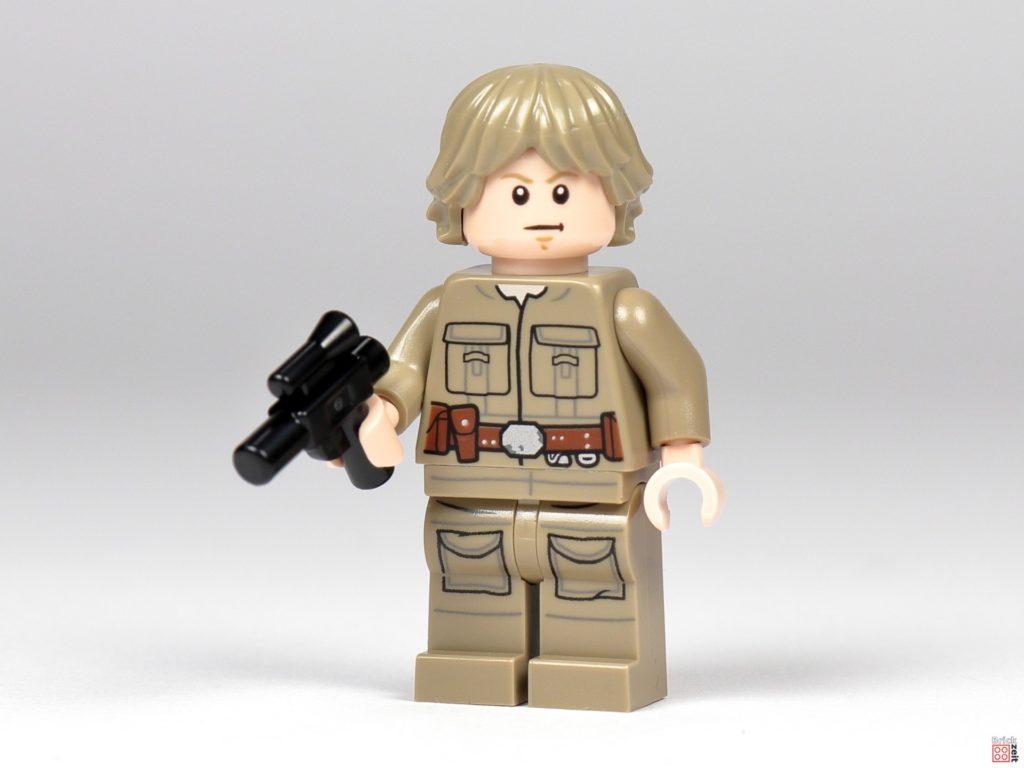 Bespin Luke Skywalker mit Blaster | ©Brickzeit