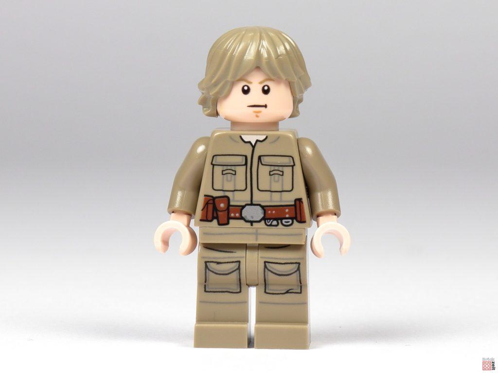 Bespin Luke Skywalker, Vorderseite | ©Brickzeit