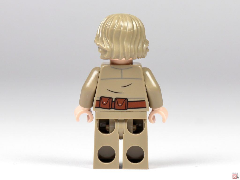 Bespin Luke Skywalker, Rückseite | ©Brickzeit
