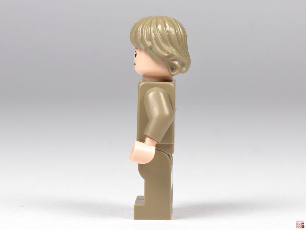 Bespin Luke Skywalker, linke Seite | ©Brickzeit
