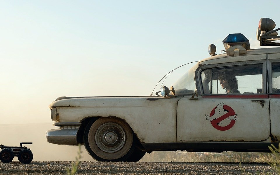 Ghostbusters: Afterlife - Ecto 1 | Foto Sony Pictures