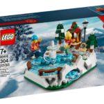 LEGO 40416 Eislaufbahn ab 1. Dezember 2020 als Gratisbeigabe