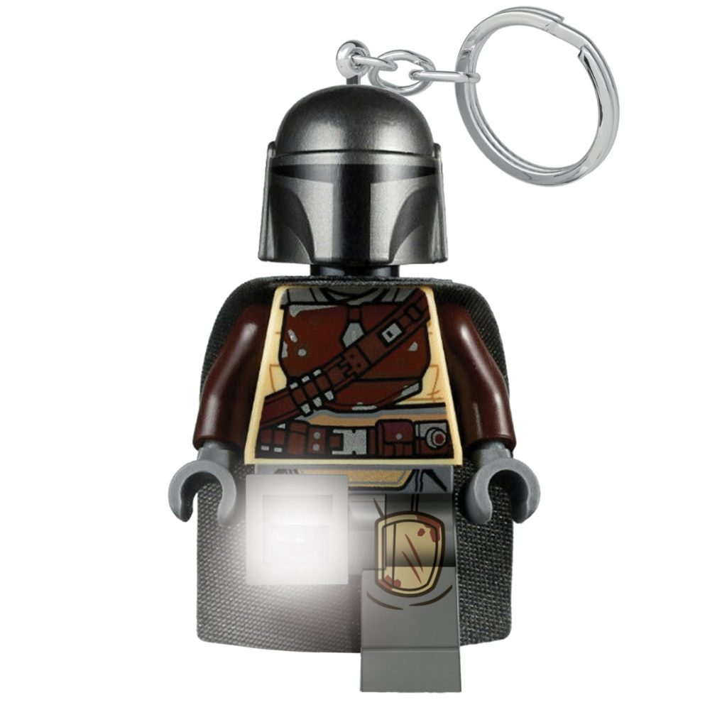 LEGO Star Wars 5006364 Mandalorianer-Schlüsselleuchte | ©LEGO Gruppe
